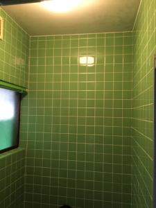 天井の高いお風呂アフター